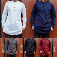Kurta pakistan /Fashion muslim pria /Baju Koko pria /Kurta Menawan