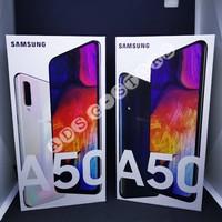 SAMSUNG GALAXY A50 6GB/128GB - NEW - RESMI SEIN - 100% ORIGINAL