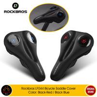 ROCKBROS LF044 Saddle Cover Silicone Gel Sarung Jok Sepeda – 2 Warna