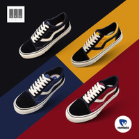 Sepatu sneaker by Ventela RETRO CLASSIC LC NATURAL - SKMSHOES