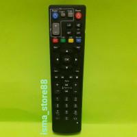 REMOT RECIEVER STB INDIHOME Speedy tv USEE ZTE ZXV10 B860H HITAM