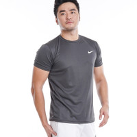 Kaos Olahraga Pria / T-shirt Bahan Dry Fit / Baju Olahraga Pria NI01