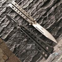 Pisau Lipat Balisong B10, Balisong Knife, Pisau Murah, Buterfly Knife