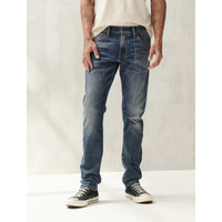 Lucky Brand 110 Skinny Coolmax Stretch Jeans Blue Washed Original - 28