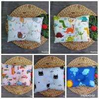 BILBEE Bantal Peang Kotak Bantal Bayi Anti Peyang Baby Pillow