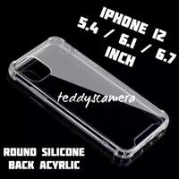 Iphone 12 Case Anti Crack Ready All Tipe Acyrlic high quality casing