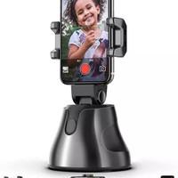 Holder Robot Cameraman smart shooting auto face object tracking selfie - Hitam