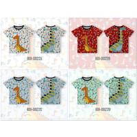 301KIDS Kaos Baju T-Shirt Anak Motif Dino Dinosaurus Roar Premium