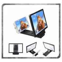 ALAT PEMBESAR LAYAR 3D F12 / ENLARGED SCREEN LAYAR PEMBESAR HP LCD