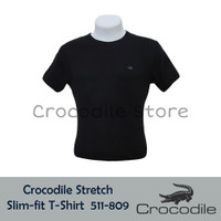 Kaos Polos Warna Slim Fit Crocodile Artikel 511-809