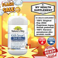 NATURE'S WAY KIDS SMART DHA 300 MG 300MG TRIPLE STRENGTH NATURE