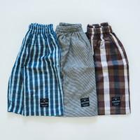 Cottonology celana boxer paket 3 pcs ( random )