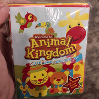 mainan edukasi anak foam animal kingdom toy isi 2 jenis binatang