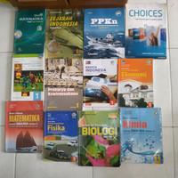 Paket Buku Program IPA SMAK 7 Penabur KELAS X