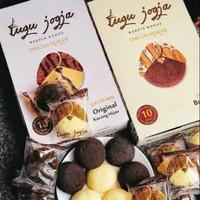 Bakpia Kukus Tugu Jogja   Makanan Khas Yogyakarta - Brownies Coklat