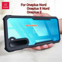 XUNDD Oneplus 8 | Nord | Z - Case Anti Shock Beatle Series Original - List Black