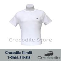 Kaos Polos Slim Fit Crocodile Artikel 511-818