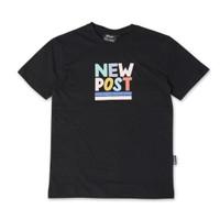 KAOS DIATRO TRLGY NEW POST T-shirt COTTON COMBED 30s SIZE L - XL