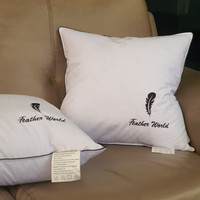 GOOSEDOWN 70% Cushion(Bantal sofa bulu angsa)