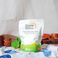 Rice 'n Shine Tepung Beras Putih Organik 250 gr
