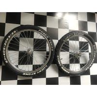 Wheelset OSBMX BMX OldSkool 20 Araya