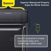 BASEUS Lets Go Airbag Waterproof Phone Case Casing Sarung HP Anti Air