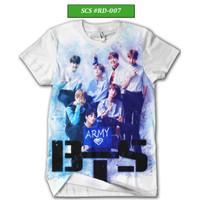 Kaos BTS Army Series Baju BTS Keren dan Trendy #RD-007