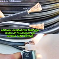Kabel Speaker Mobil 14 AWG Universal High Grade Full tembaga
