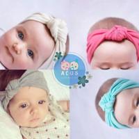 Headband Baby Newborn   Anak Perempuan   simpul ikat  