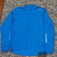 Brompton Barcelona Packable Jacket - Blue Original