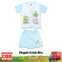 Tokusen Setelan Baju Bayi Lengan Pendek / Baju Bayi 3 Bulan Pendek