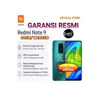 Redmi Note 9 (6GB+128GB) 48MP Quad Kamera 5020mAh Garansi Resmi