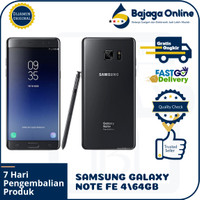 Samsung Galaxy Note FE Dual Resmi SEIN