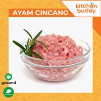 Daging Ayam Cincang per 500gr Bandung