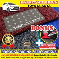 Karpet Mobil Mie Bihun AGYA Non Bagasi - Bahan 1 Warna