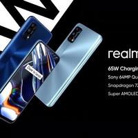 Realme 7 Pro - Garansi RESMI