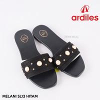 ARDILES MELANI SL 13 hitam sandal fashion wanita original
