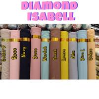 1 Roll Kain Diamond Isabela Street Crepe - Bahan Kerudung Hijab Pashmi