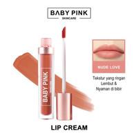 BabyPink Skincare Babylip Lipcream - Nude Love Baby Pink Original