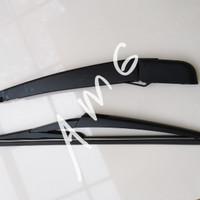 wiper arm belakang nissan livina plus karet wiper