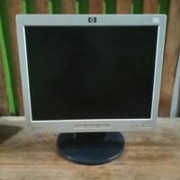 lcd monitor pc 15 square murah