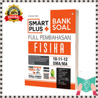 SMA SMART PLUS FISIKA SMA/MA BANK SOAL FULL PEMBAHASAN