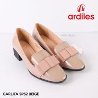 ARDILES CARLITA SP 52 beige sepatu fashion casual original