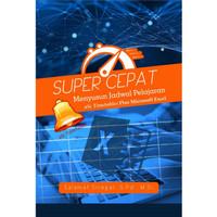 Buku Super Cepat Menyusun Jadwal Pelajaran Asc Timetables