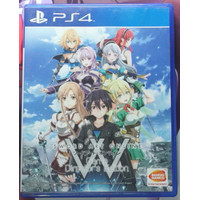 PS4 Sword Art Online Game Director's Edition Lost Song Reg 3 Second