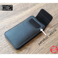 Sarung hp connect samsung iphone nokia oppo vivo xiaomi kulit asli