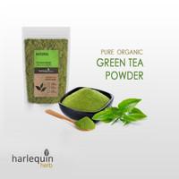 Teh Hijau Bubuk Murni Tanpa campuran 250 Gram Pure Green Tea powder