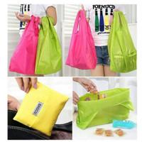Baggu Bagcu Shopping Bag (Tas Belanja jinjing Modis Lipat Praktis) tas