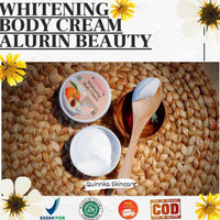 Alurin Beauty Bleaching Whitening Badan
