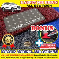 All New RUSH Full Bagasi - Bahan 1 Warna